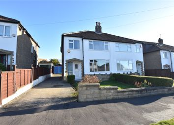 Thumbnail 3 bed semi-detached house for sale in Templegate Drive, Leeds, West Yorkshire