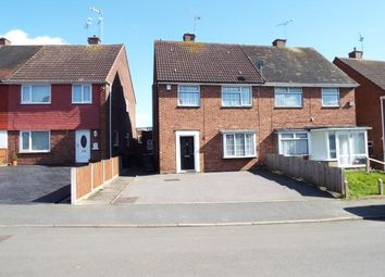3 bed semi-detached house for sale in Guardhouse Road, Radford, Coventry, West Midlands CV6