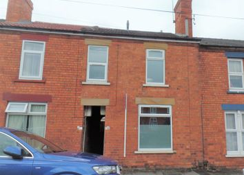 Thumbnail 2 bed terraced house to rent in Peel Street, Lincoln