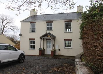 Thumbnail 3 bed detached house for sale in The Old School House, Chapel Hill, Bride, Isle Of Man