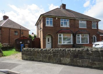 Thumbnail 3 bed semi-detached house for sale in Wilson Road, Chaddesden, Derby