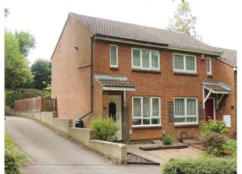 Thumbnail 2 bed terraced house for sale in Hurst Hill, Chatham