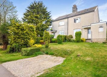 Thumbnail 3 bed semi-detached house for sale in Main Street, Shudy Camps, Cambridge