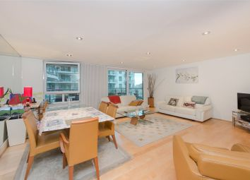 Thumbnail 1 bed flat to rent in Drake House, St. George Wharf, Vauxhall, London