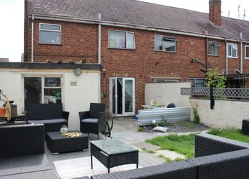 Thumbnail 3 bed end terrace house for sale in Red Deeps, Nuneaton