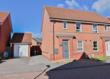 Thumbnail 3 bed semi-detached house for sale in Holland Park, Kingswood, Hull