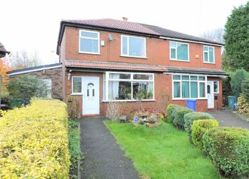 Thumbnail 3 bedroom semi-detached house for sale in Bow Meadow Grange, Longsight, Manchester