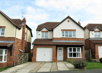 Thumbnail 4 bed detached house for sale in The Coppice, Brockwell Manor, Easington, County Durham