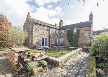 Thumbnail 4 bed cottage for sale in Nether Haugh, Rotherham