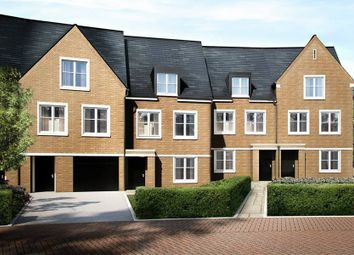"Thumbnail 5 bed terraced house for sale in ""The Oakland"" at Wick Road, Englefield Green, Egham"
