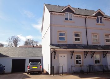 Thumbnail 3 bed semi-detached house to rent in Carhaix Way, Dawlish