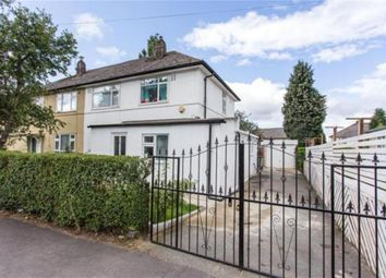 Thumbnail 3 bedroom semi-detached house for sale in Saxon Grove, Moortown, Leeds