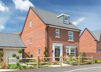 "Thumbnail 4 bed detached house for sale in ""Bayswater"" at Horton Road, Devizes"