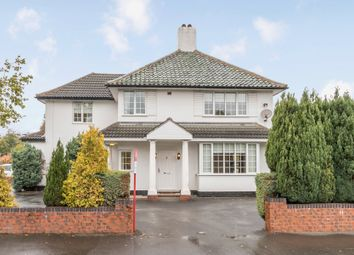 Thumbnail 4 bed detached house for sale in Heaton Road, Solihull