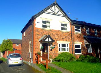 Thumbnail 3 bedroom property to rent in Havenscroft Avenue, Eccles, Manchester