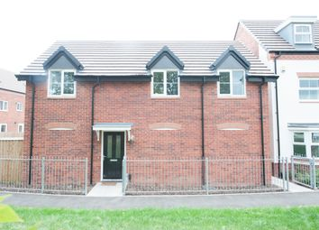 Thumbnail 1 bed detached house for sale in St. Martins Close, Birmingham
