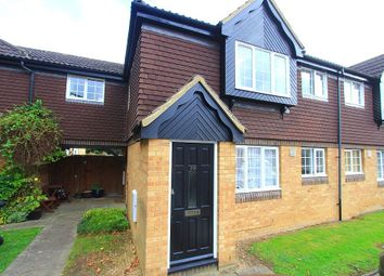 Thumbnail 2 bedroom maisonette for sale in Rosemont Close, Letchworth Garden City, Hertfordshire