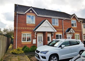 Thumbnail 2 bed end terrace house for sale in Graye Drive, Louth