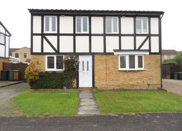 Thumbnail 2 bed property to rent in Lesbury Close, Luton