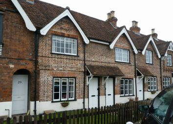 Thumbnail 1 bed terraced house for sale in The Green, Wooburn Green, High Wycombe