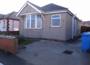Thumbnail 2 bed detached bungalow to rent in Bridgegate Road, Rhyl