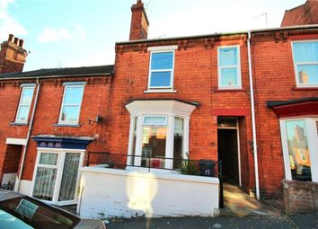 Thumbnail 2 bed terraced house to rent in Laceby Street, Lincoln