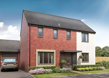 """Thumbnail 3 bed detached house for sale in """"The Clayton"""" at Pinhoe, Exeter"""