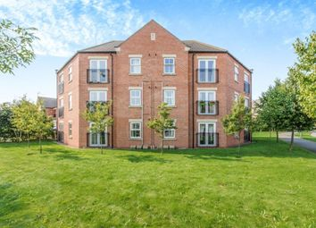 Thumbnail 1 bed flat for sale in Larch Road, Selby