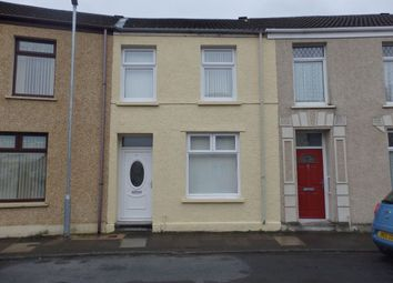 Thumbnail 2 bed terraced house to rent in Glanmor Terrace, Llanelli