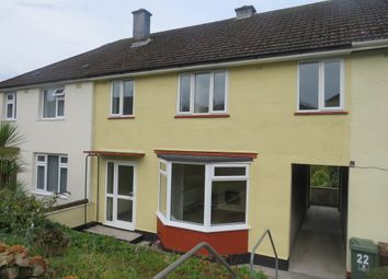 Thumbnail 4 bed semi-detached house for sale in Lympne Avenue, Plymouth