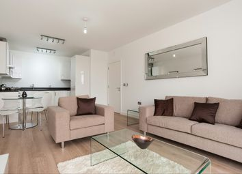 Thumbnail 2 bed flat to rent in Sherrington Court, Rathbone Street, London