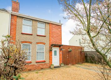Thumbnail 3 bed semi-detached house for sale in Alfred Street, Irchester, Wellingborough