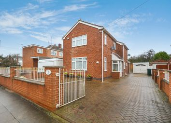 Thumbnail 3 bed detached house for sale in Fenside Avenue, Styvechale, Coventry
