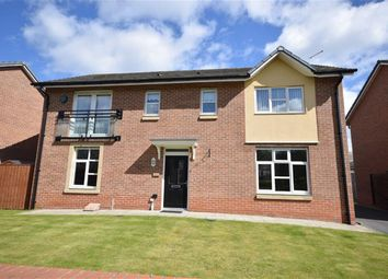 Thumbnail 4 bed detached house for sale in King George Road, South Shields