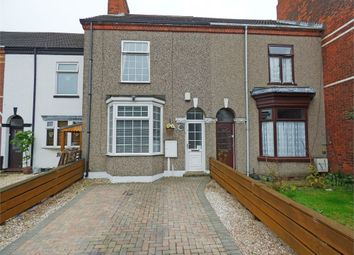 Thumbnail 3 bed terraced house for sale in Haven Terrace, Grimsby, Lincolnshire