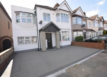 Thumbnail 5 bed end terrace house for sale in Birchdale Gardens, Chadwell Heath, Romford