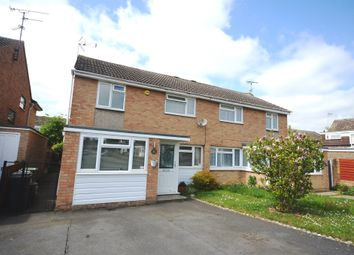 Thumbnail 3 bed semi-detached house for sale in Ashby Road, Witham