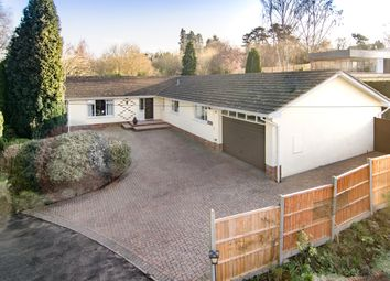 Thumbnail 4 bed bungalow for sale in 125 Aylestone Hill, Hereford