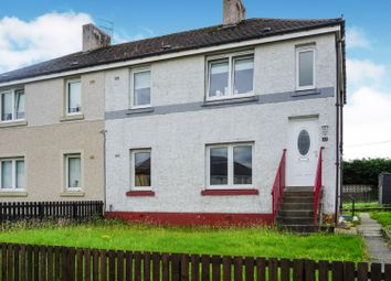 Thumbnail 2 bedroom flat for sale in Vulcan Street, Motherwell
