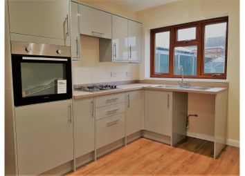 Thumbnail 2 bed detached bungalow for sale in Meadow Road, Brown Edge, Stoke-On-Trent