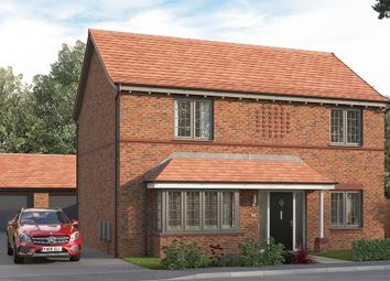 "5 bed detached house for sale in ""The Amersham"" at Myton Green, Europa Way, Warwick CV34"