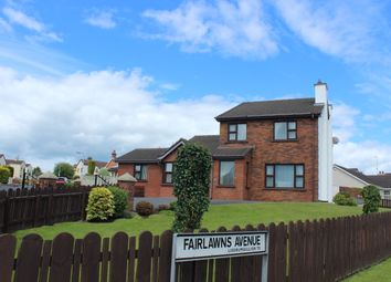 Thumbnail 5 bedroom detached house for sale in 1 Fairlawns Avenue, Newry