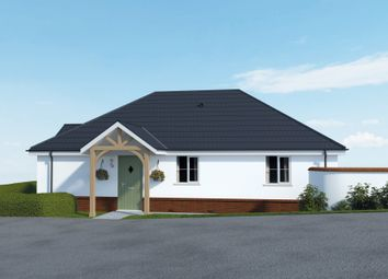 Thumbnail 1 bed detached bungalow for sale in Baymount, Southdowns Road, Dawlish, Devon