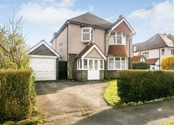 Thumbnail 5 bedroom detached house for sale in Highfield Road, Purley, Surrey