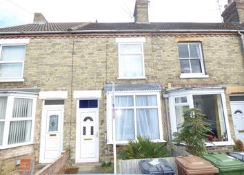 Thumbnail 3 bed terraced house for sale in South Parade, Peterborough, Cambridgeshire