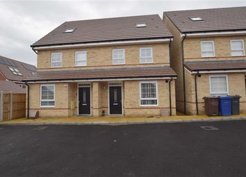 Thumbnail 3 bed semi-detached house for sale in Ashridge Close, Stanford Le Hope, Essex