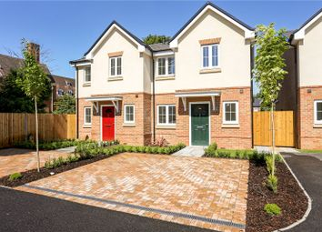 Thumbnail 3 bed semi-detached house for sale in Plot 2, St Annes Mews, Bridgeman Drive, Windsor