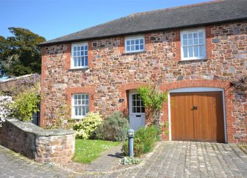 Thumbnail 3 bed end terrace house for sale in Rolle Barton, Church Hill, Otterton, Budleigh Salterton