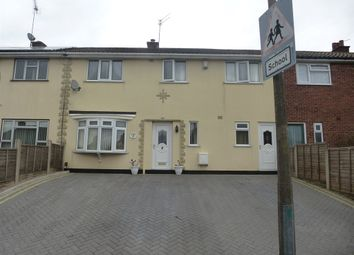 Thumbnail 3 bed terraced house for sale in Warrens Hall Road, Dudley