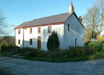 Thumbnail 6 bed detached house for sale in North Lodge No 2, Ponthirwaun, Cardigan, Ceredigion